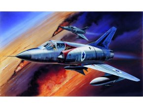 Academy - Dassault Mirage III-C, Model Kit 12247, 1/48