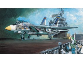 Academy - Grumman F-14A Tomcat, Model Kit 12253, 1/48
