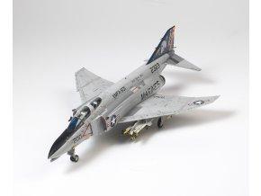 Academy- McDonnell F-4B/N Phantom II, USMC VMFA-531, Model Kit 12315, 1/48