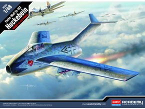 "Academy - Focke-Wulf Ta-183 ""Huckebein"", Model Kit 12327, 1/48"