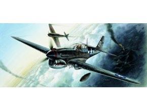 Academy - Curtiss P-40M/N Tomahawk, Model Kit 12465, 1/72