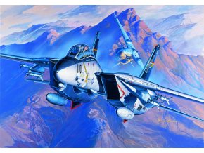 Academy - Grumman F-14A Tomcat, Model Kit 12471, 1/72