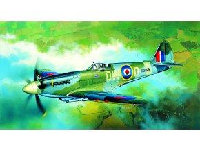 Academy - Supermarine Spitfire Mk.XIVC, Model Kit 12484, 1/72