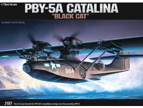 Academy - Consolidated PBY-5a Catalina, Model Kit 12487, 1/72