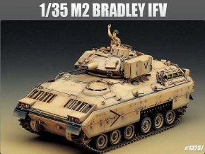 Academy - M2 Bradley IFV, Model Kit 13237, 1/35