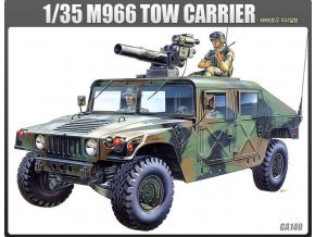 Academy - M966 Hummer TOW, Model Kit 13250, 1/35