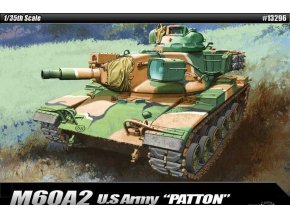 Academy - M60A2, US Army, Model Kit 13296, 1/35