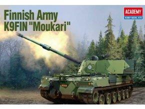 Academy - K9FIN Moukari, finská armáda, Model Kit 13519, 1/35