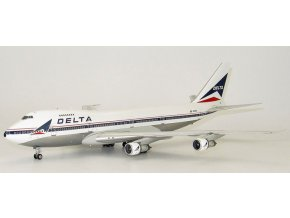 Aviation 200 - Boeing  B 747-132, dopravce Delta Air Lines, USA, 1/200