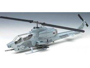 Academy - Bell AH-1W SuperCobra,  USMC, Model Kit 12116, 1/35