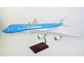 Premium Models - Boeing B747-400F, dopravce KLM Cargo, Nizozemsko, 1/100