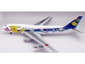 Blue Box - Boeing  B 747-481D, dopravce ANA All Nippon Airways, Japonsko, 1/200