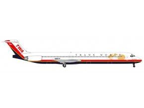 Herpa - Douglas MD-83, dopravce Trans World Airlines, USA, 1/500