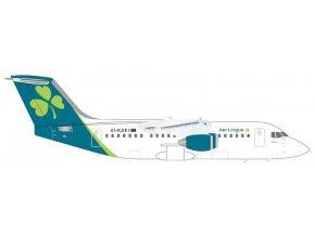 Herpa - British Aerospace BAe 146 / RJ-85, společnost Aer Lingus, Irsko, 1/200
