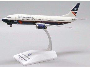 JC Wings - Boeing B737-400, dopravce British Airways, Velká Británie, 1/200