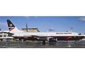 JC Wings - Boeing B 737-400, dopravce British Airways, Velká Británie, 1/200