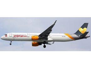 JC Wings - Airbus A321, společnost VieJetAir, Vietnam, 1/400