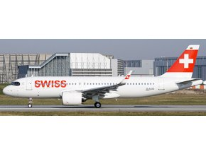 JC Wings - Airbus A320 neo, dopravce Swiss, Švýcarsko, 1/400