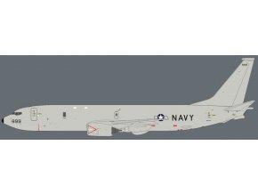 Panda Model - Boeing B737-800 / Boeing P-8A Poseidon, US Navy, 1/400