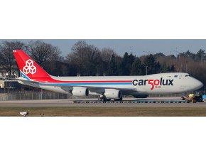 JC Wings - Boeing B747-400, dopravce Cargolux, Lucembursko, 1/400