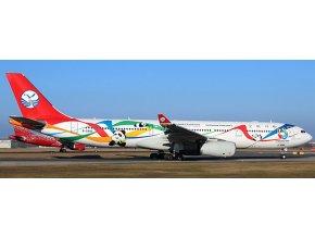 JC Wings - Airbus A330-300, společnost Sichuan Airlines, Čína, 1/400