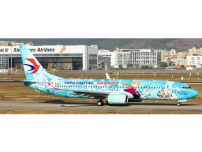 JC Wings - Boeing B 737-800, dopravce China Eastern Airlines, Čína, 1/400