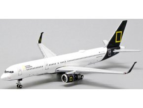 "JC Wings - Boeing B757-200, dopravce Icelandair, ""National Geographic livery"", Island , 1/400"