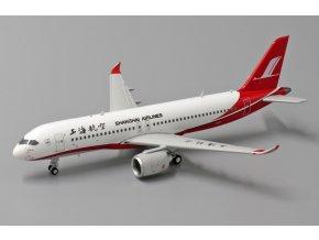 JC Wings - Comac C919, dopravce Shanghai Airlines, Čína, 1/400