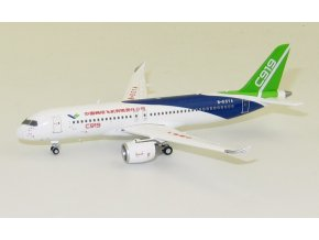 JC Wings - Comac C919, House Colors, Čína, 1/400