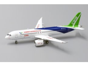 JC Wings - Comac C919, House Colors B-001C, Čína, 1/400