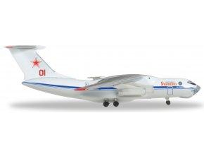 Herpa - Iljušin Il-76, Russian Air Force, Rusko, 1/500