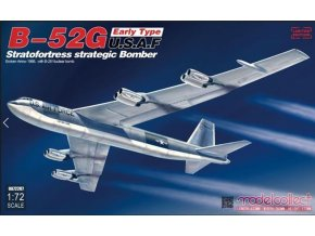 Model Collect kit - Boeing B-52G Stratofortress + B28 Nuclear bomb, USAF, 1/72