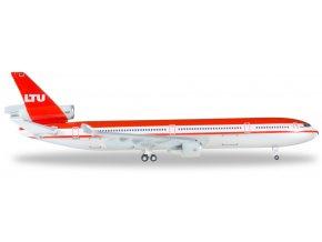Herpa - Douglas MD-11C, dopravce LTU, Německo, 1/500