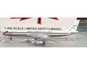 AeroClassic - Douglas DC-8-54, dopravce Trans Canada Airlines, Kanada, 1/400