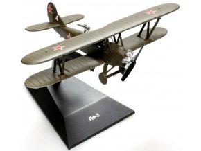 Altaya - Polikarpov Po-2 ''Mule'' sovětské letectvo, 1/100