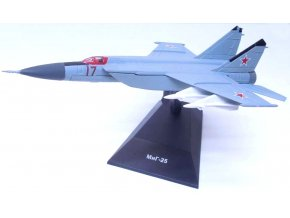 "Altaya - Mikojan-Gurevič MiG-25 ""Foxbat"", sovětské letectvo, 1/155"