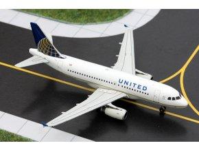 Gemini - Airbus A 319-131, společnost United Airlines, USA, 1/400