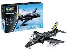 Revell - BAe Hawk T.1, Plastic ModelKit 04970, 1/72