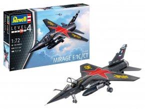 Revell - Mirage F.1C/CT, ModelSet 64971, 1/72