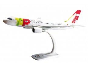 Herpa - Airbus A319-111, společnost TAP Air Portugal, Portugalsko, 1/100