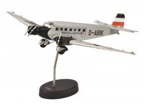 """Schuco -Junkers Ju-52/3m, Lufthansa """"Manfred von Richthofen"""" D-ABIK, 1/72"""