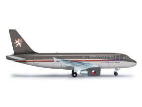 Herpa - Airbus A319-115XCJ, Czech Air Force, 1/500