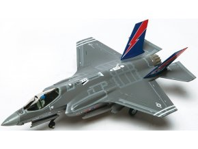Air Force One - F-35A Lightning II, USAF, 412th TW, základna Edwards, 2010,  1/72