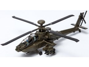 Air Force 1- Hughes AH-64D Apache Longbow, US Army, 1/72