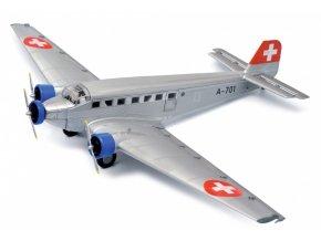 Schuco -Junkers Ju-52/3m, Swissair A-701, 1/72