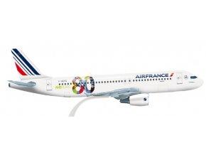 Herpa - Airbus A320-214, společnost Air France, Francie, 1/100