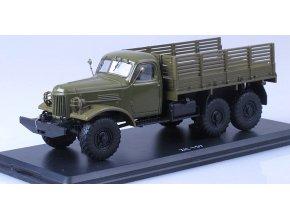 Start Scale Models - ZIL-157, vojenský valník, 1/43