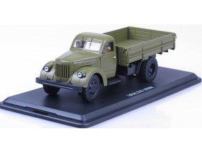 Start Scale Models - Ural ZIS-355M, vojenský valník, 1/43