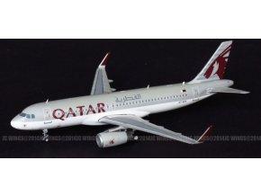 JC Wings - Airbus A 320-232, společnost Qatar Airways, Katar, 1/200