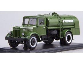 Start Scale Models - MAZ-200, armádní cisterna, 1/43